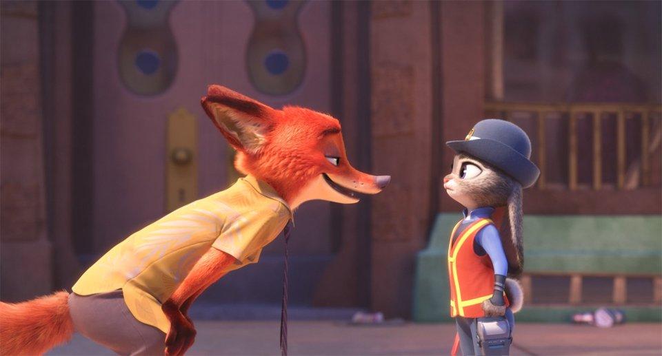 Zootopia (Movie) Review 3