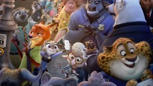 Zootopia (Movie) Review