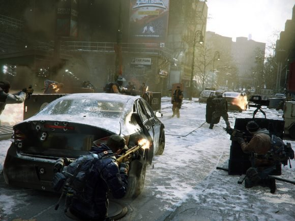 Agents Missing in Action in The Division 1.1 Patch