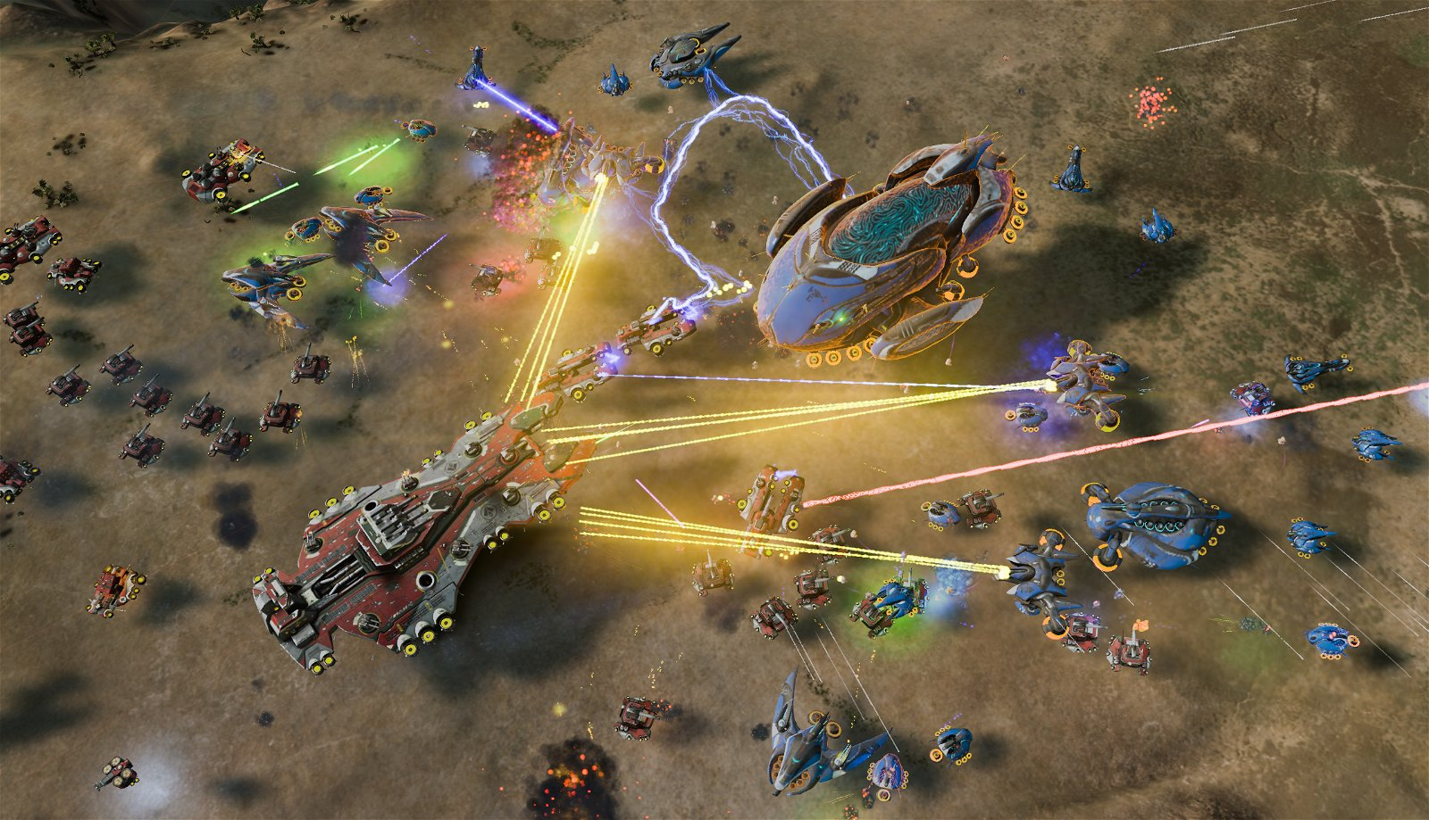 Ashes Of The Singularity (Game) Review 1