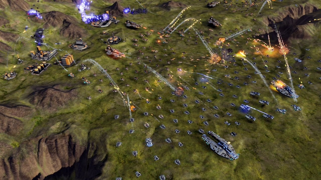 Ashes Of The Singularity (Game) Review 2