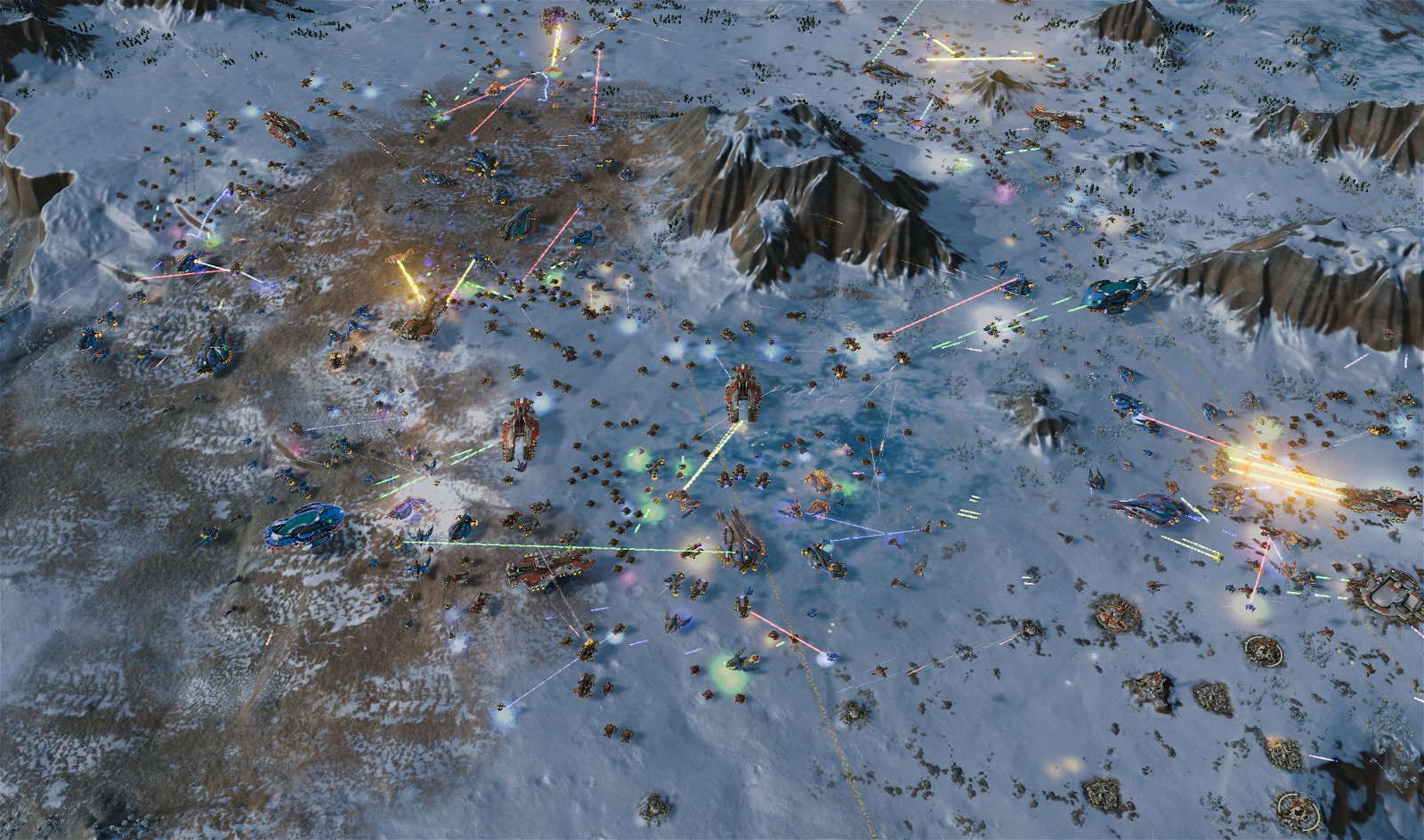 Ashes Of The Singularity (Game) Review