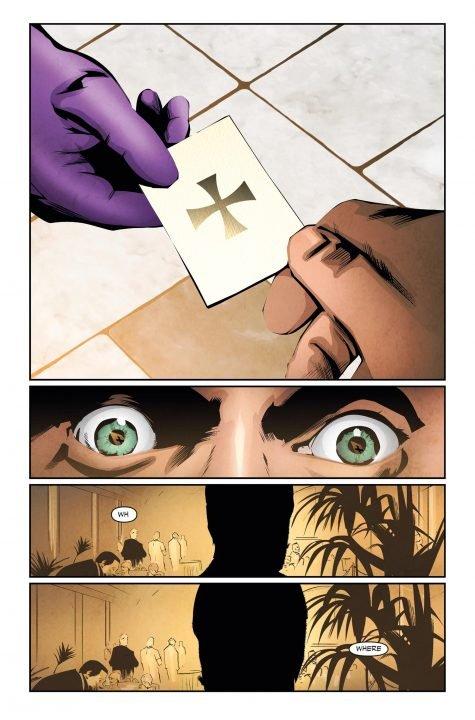 Assassin'S Creed: Templars #1 (Comic) Review 2