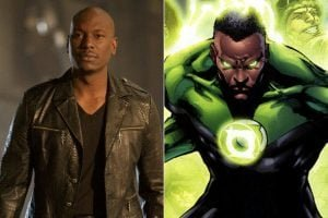 Is Tyrese Gibson The Next Green Lantern?