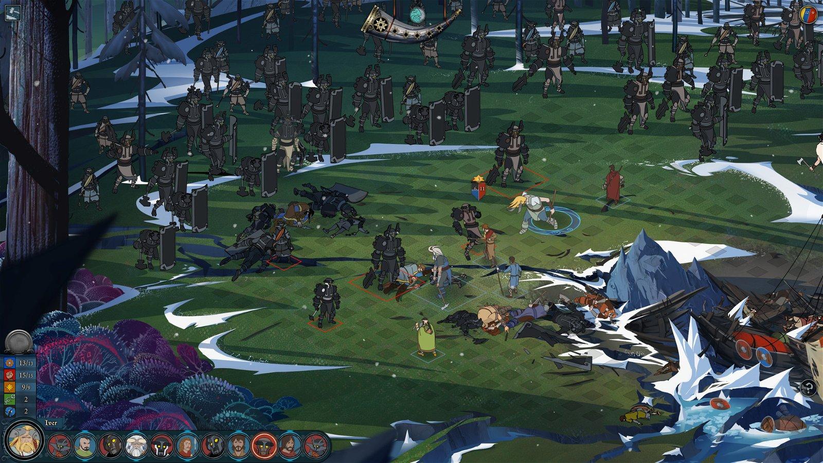 Banner Saga 2 (Pc) Review 4