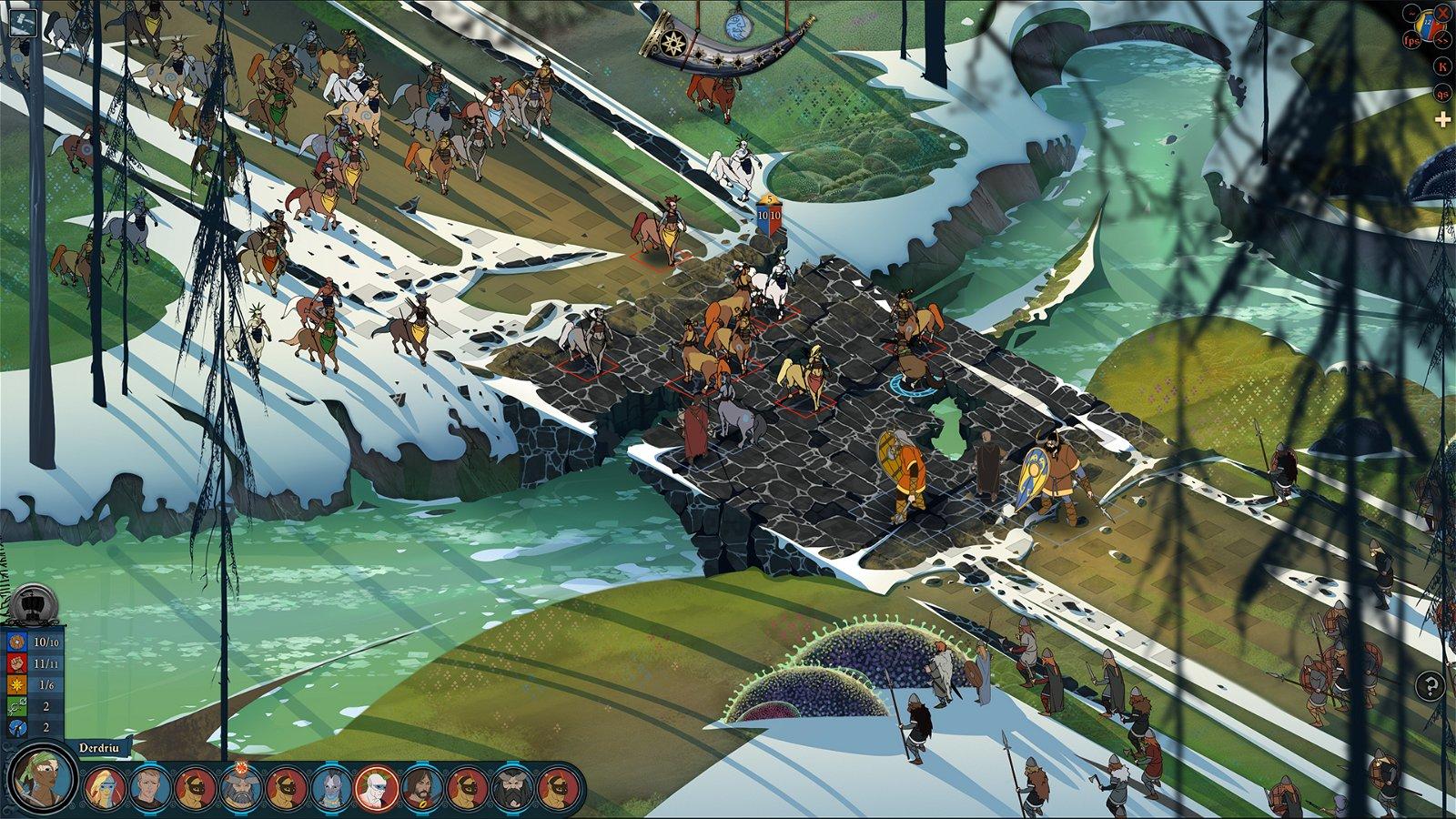 Banner Saga 2 (Pc) Review 1