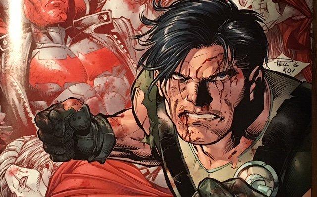 Batman And Robin Eternal (Comic) Review 2