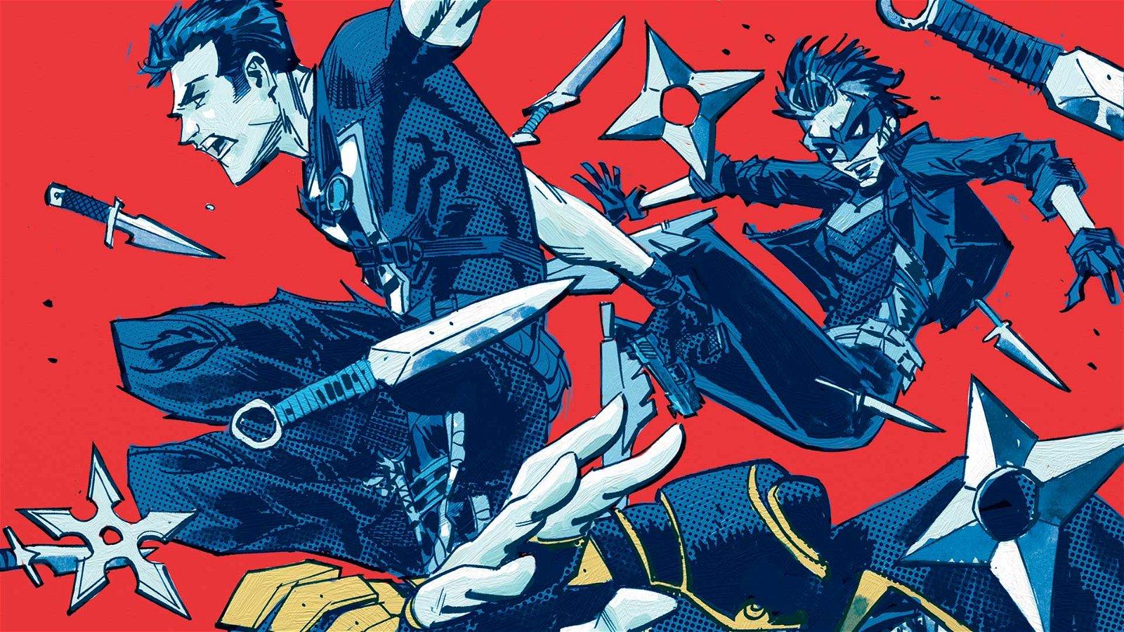 Batman And Robin Eternal (Comic) Review 3