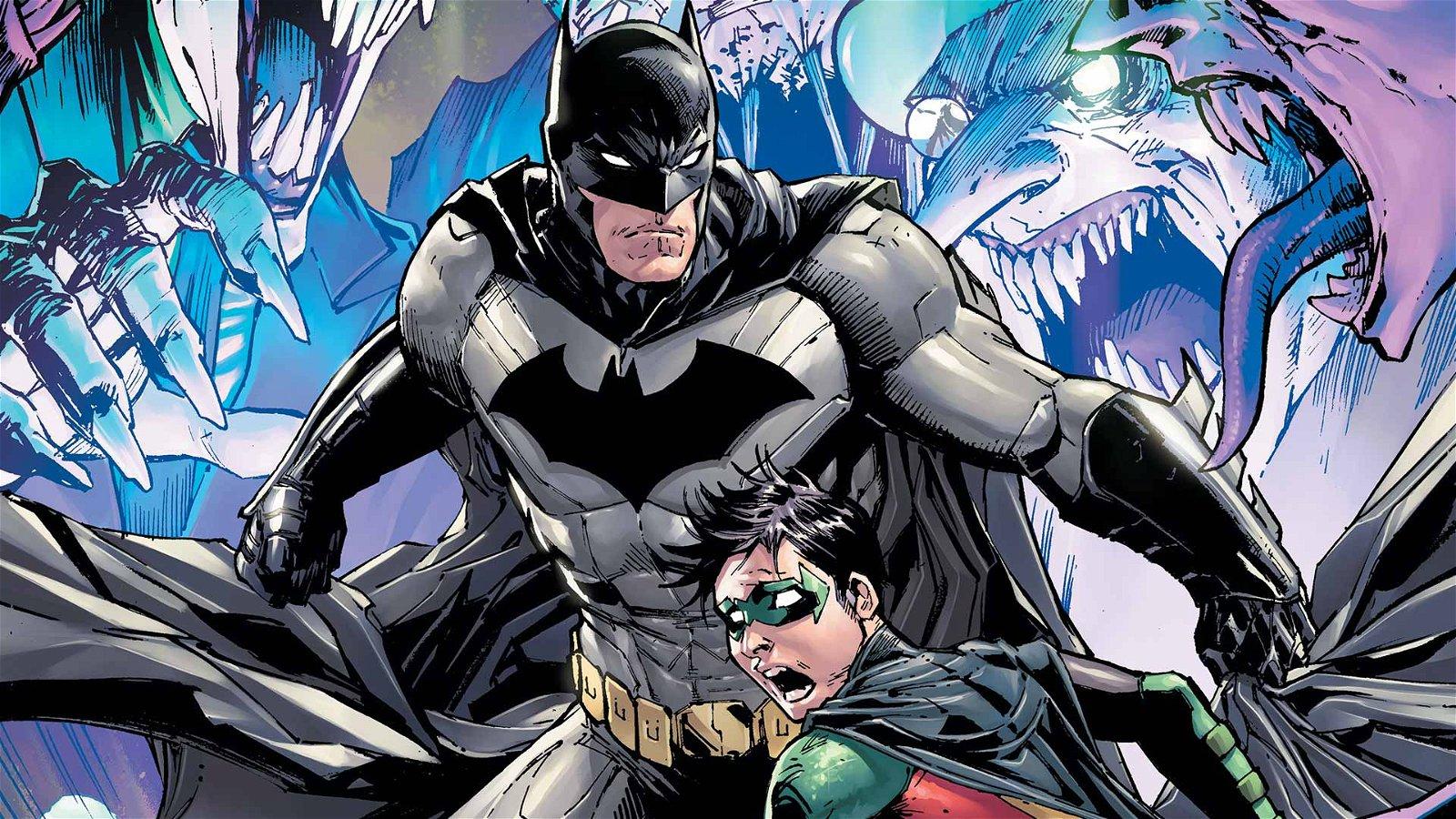 Batman and Robin Eternal (Comic) Review 7