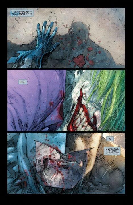 Batman Europa (Graphic Novel) Review 2