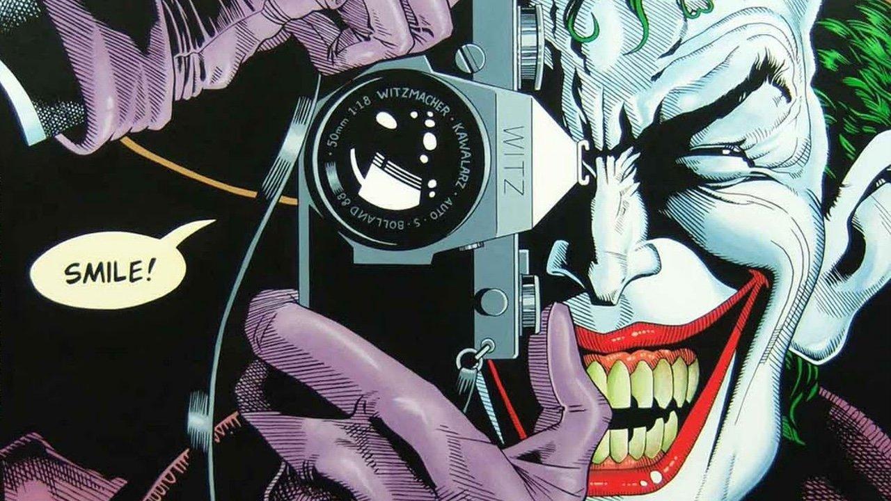 Batman: The Killing Joke to release in summer 2016
