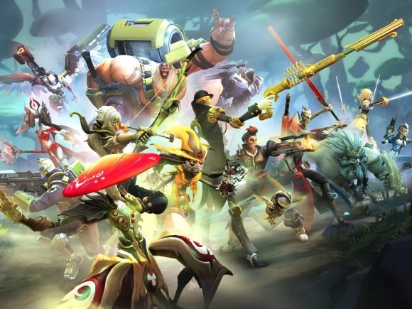 Battleborn Open Beta out now for PS4, PC and Xbox One
