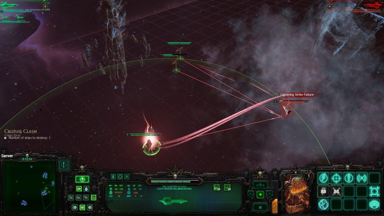 Battlefleet: Gothic Armada Review 2
