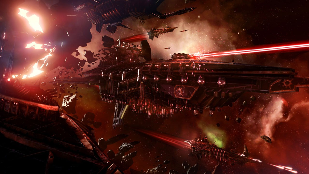 Battlefleet: Gothic Armada Review