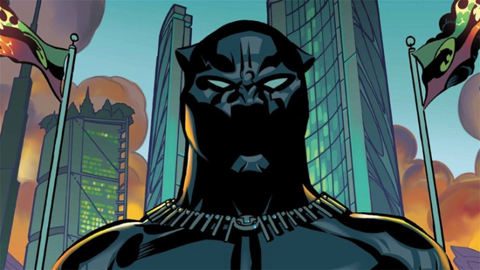Black Panther #1 (Comic) Review 2