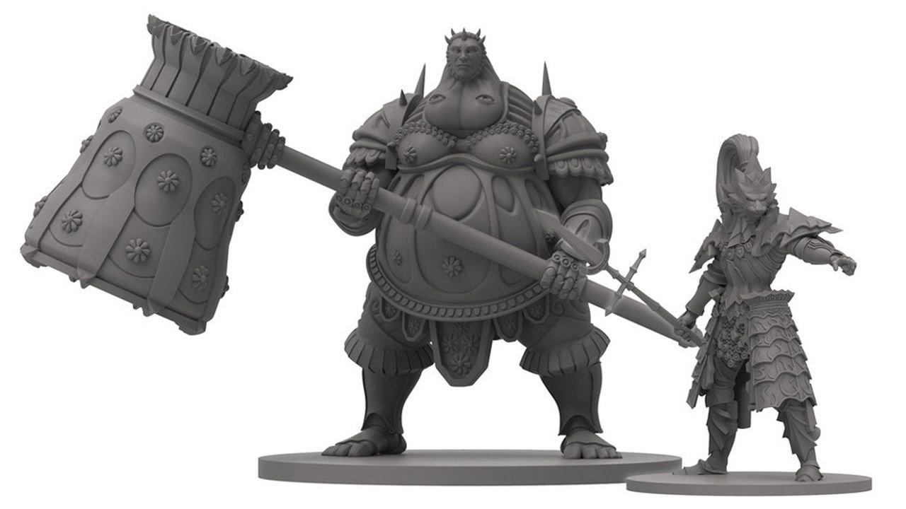 Dark Souls Board Game Kickstarter Launches 3