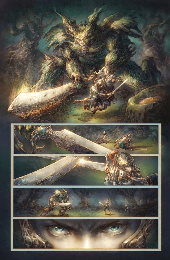 Dark Souls Comic: Interview With Writer George Mann 2
