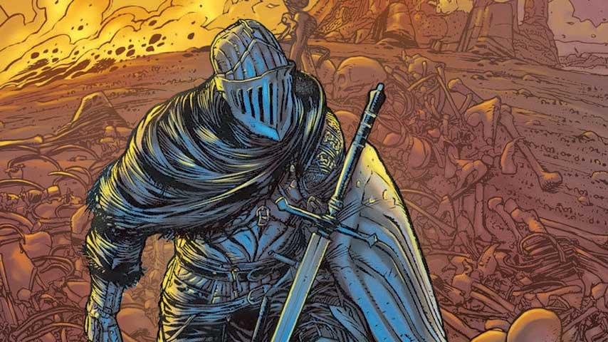 Dark Souls Comic: Interview With Writer George Mann 4