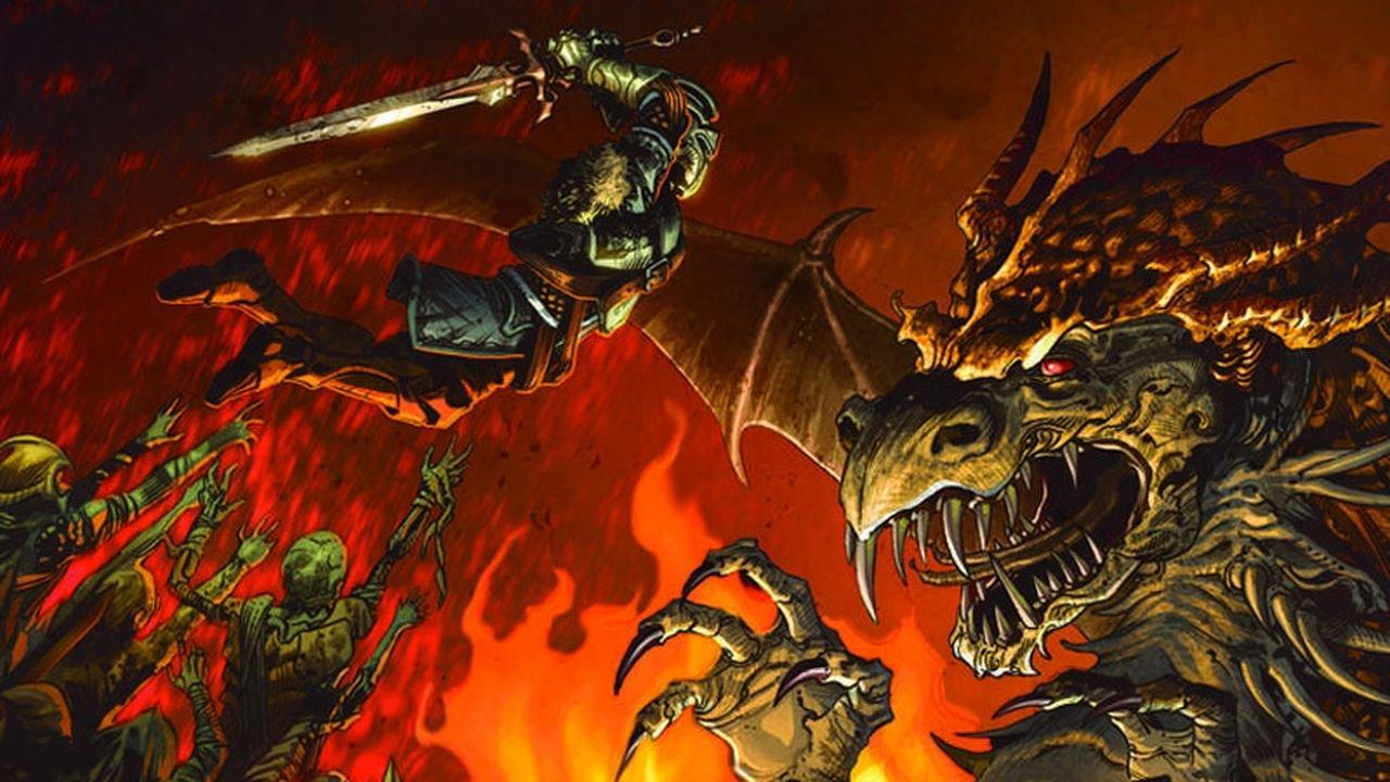 Dark Souls Comic: Interview With Writer George Mann 5