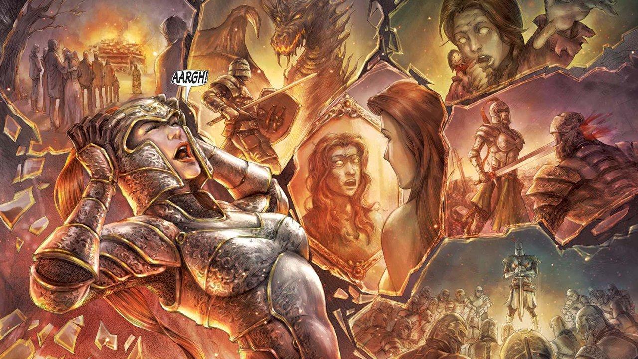 Dark Souls Comic: Interview With Writer George Mann 7
