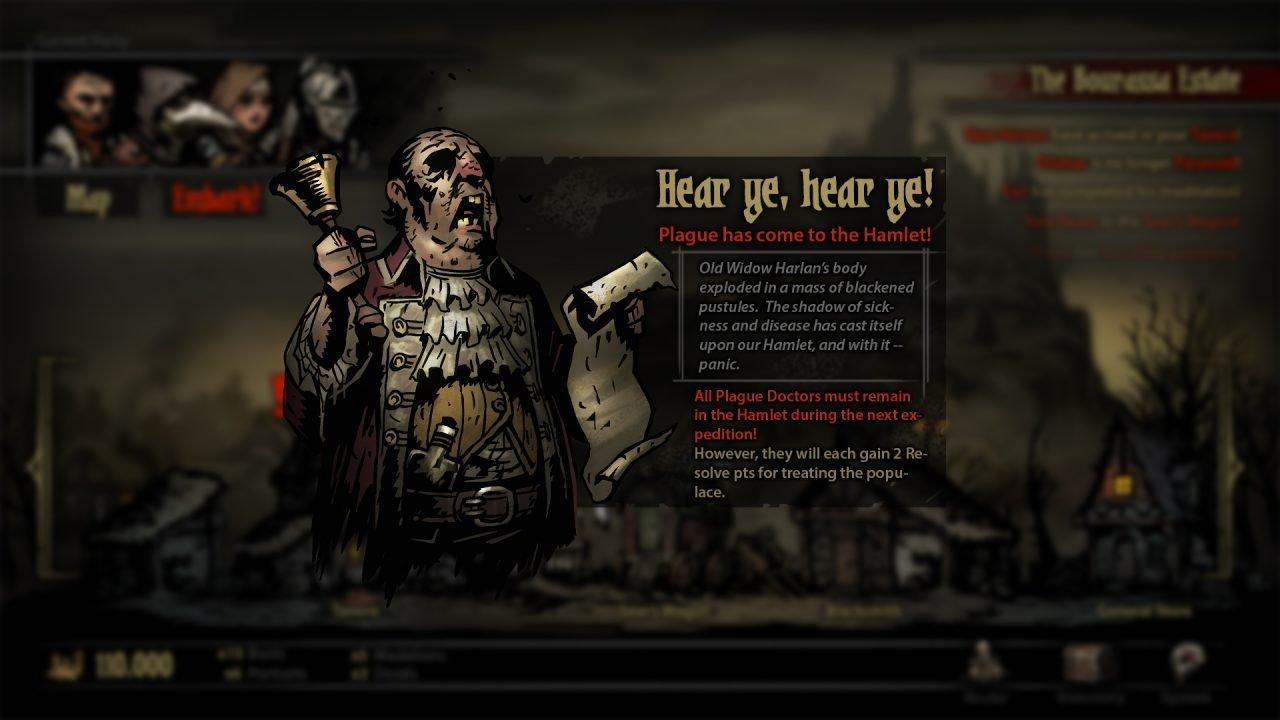 Darkest Dungeon Console Release Delayed Till Late Summer 2