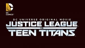 DCU Justice League vs Teen Titan Giveaway