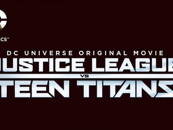 DCU Justice League vs Teen Titan Giveaway 1