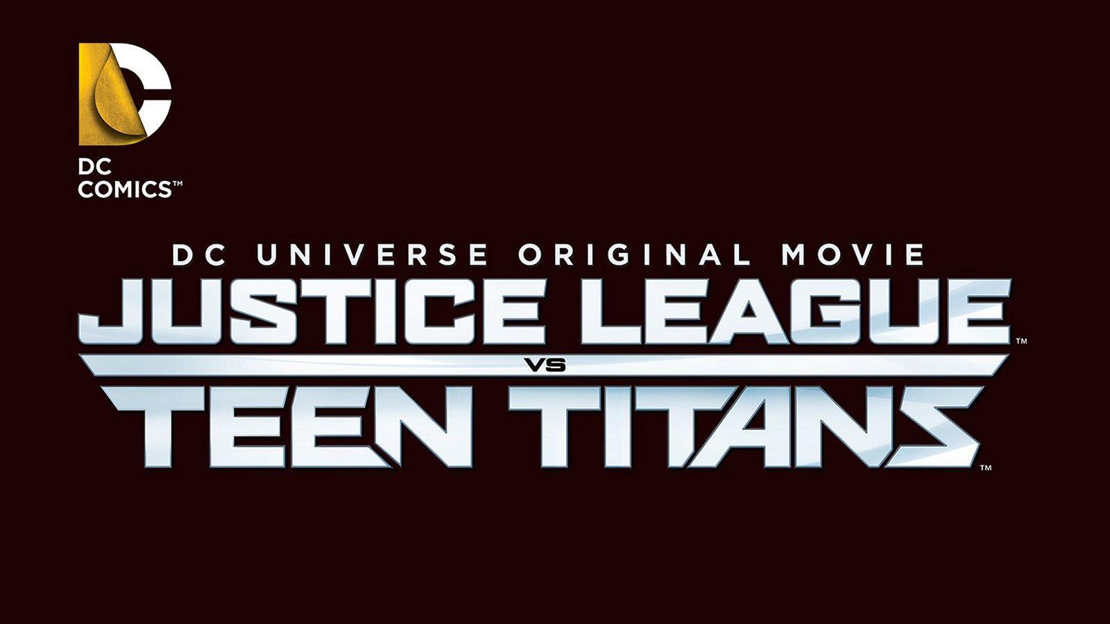 DCU Justice League vs Teen Titan Giveaway 2
