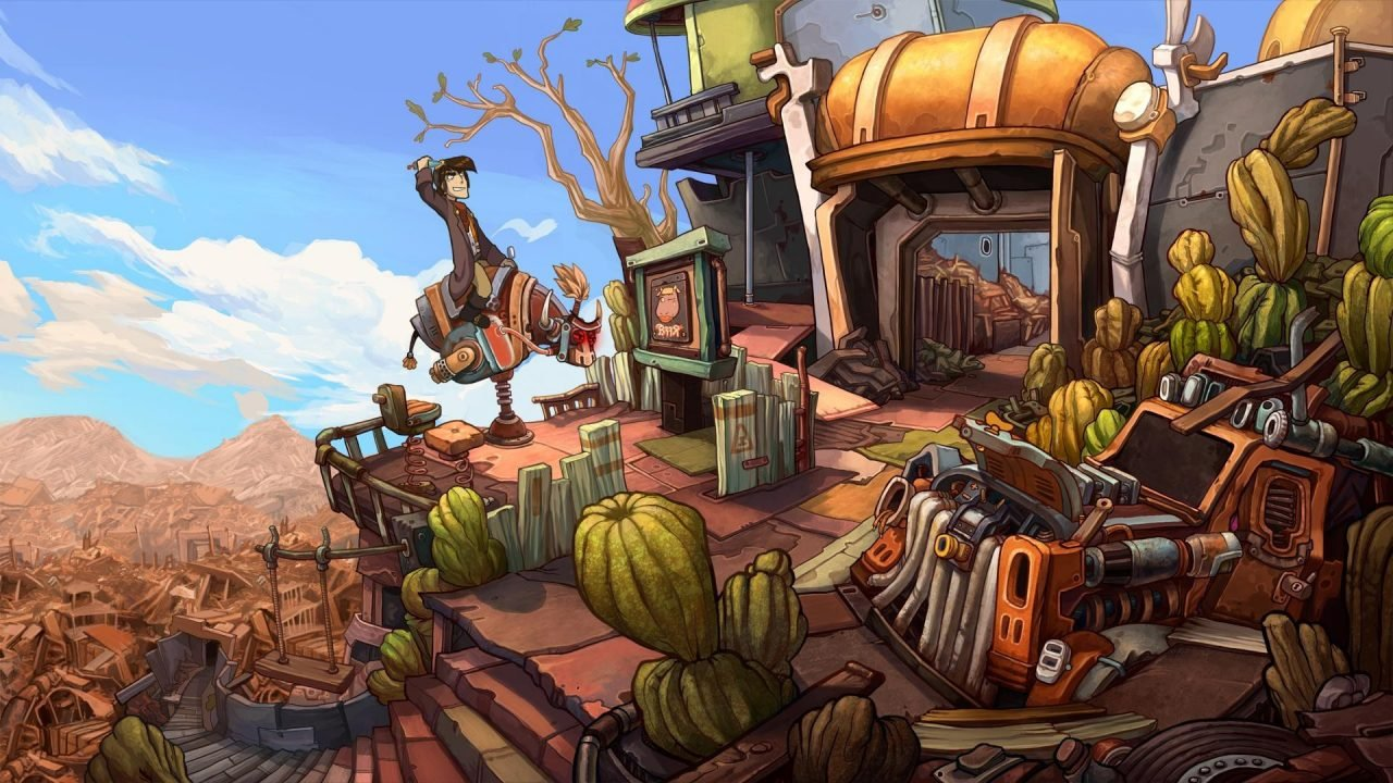 Deponia Doomsday Review (PC) 5