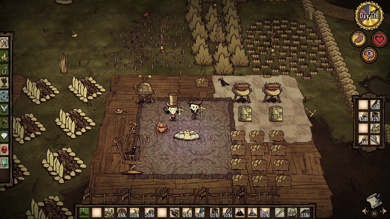 Don't Starve Together Leaves Early Access 1
