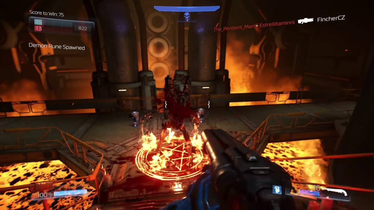 Doom Beta Preview: A Bombastic Journey Through Hell 1