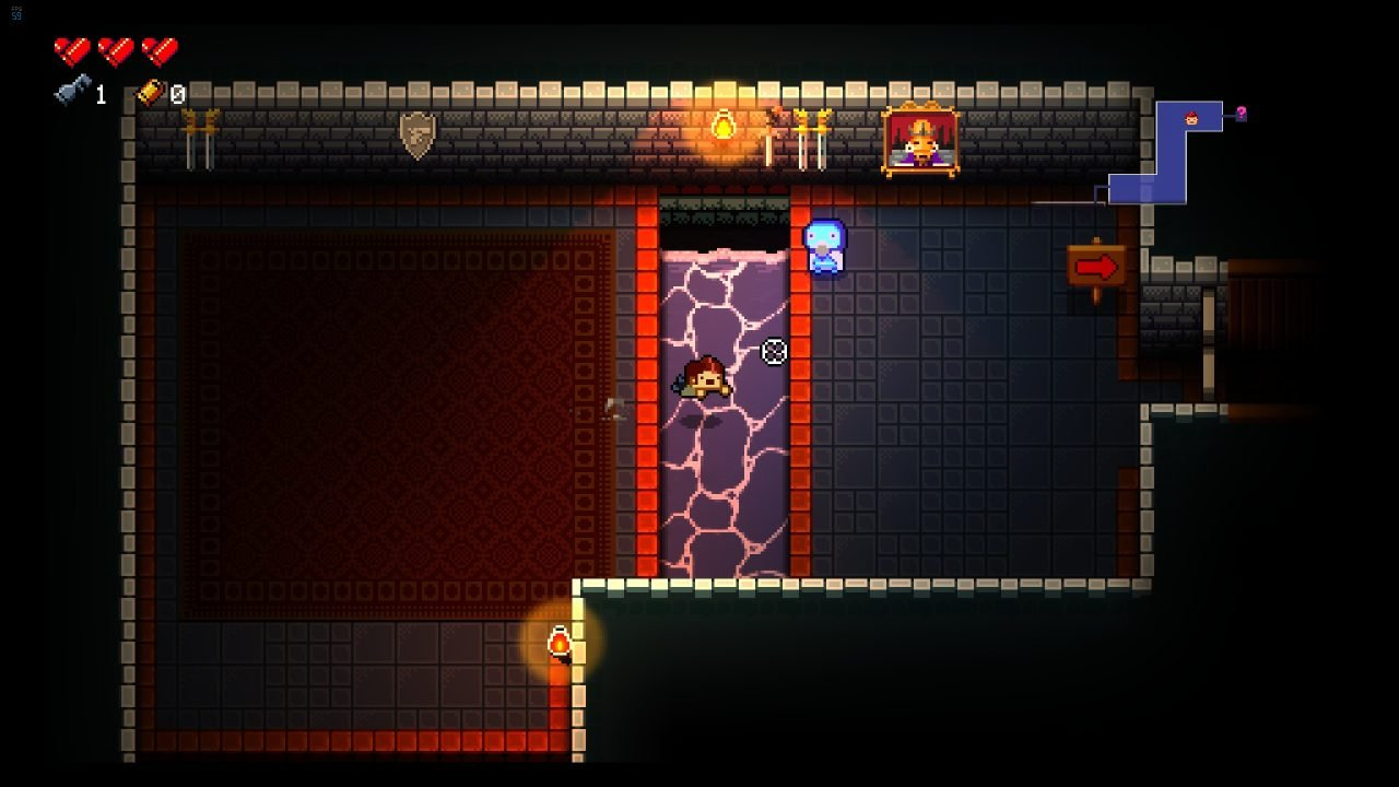 Enter the Gungeon (PS4) Review 1