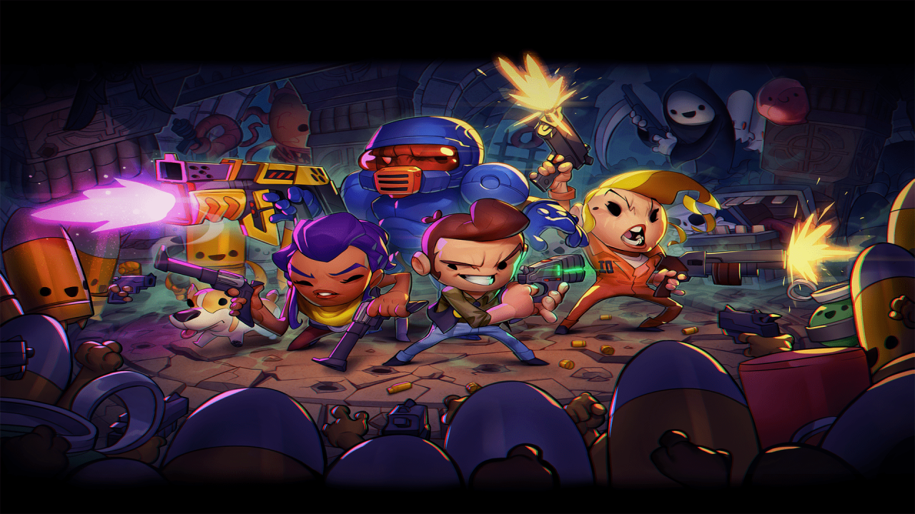Enter The Gungeon (Ps4) Review 3