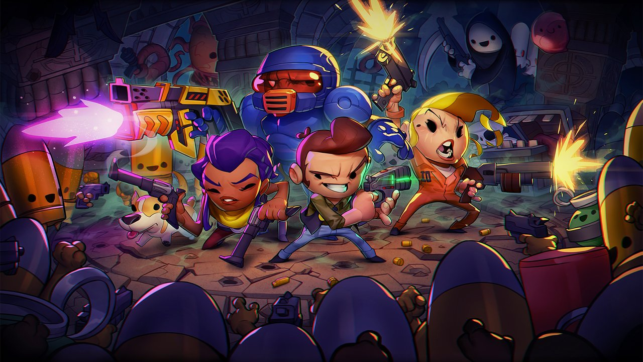 Enter the Gungeon (PS4) Review 6