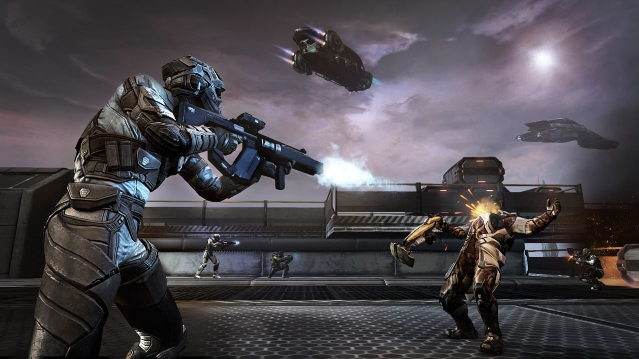 EVE: Online Shooter FTP Shooter Announced