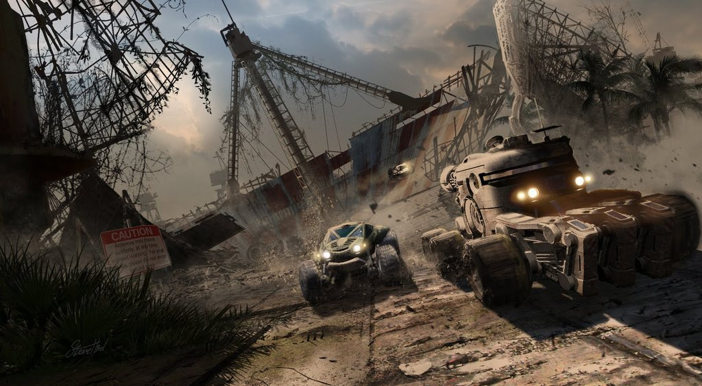 Evolution Studios Picked Up By Codemasters 2