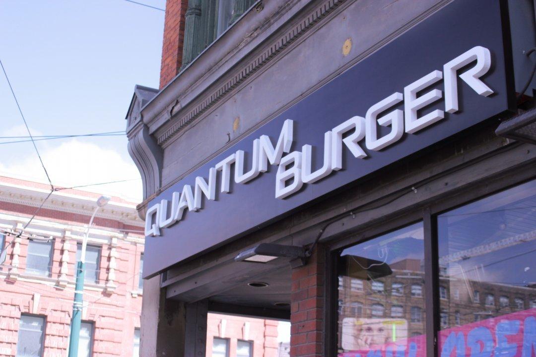 Explore the Break at Quantum Burger in Downtown Toronto