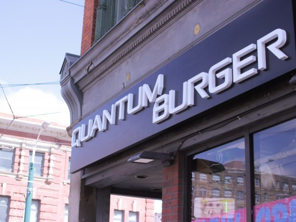 Explore the Break at Quantum Burger in Downtown Toronto