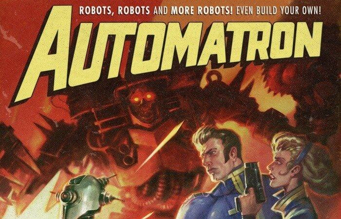 Fallout 4: Automatron (PS4) Review 4