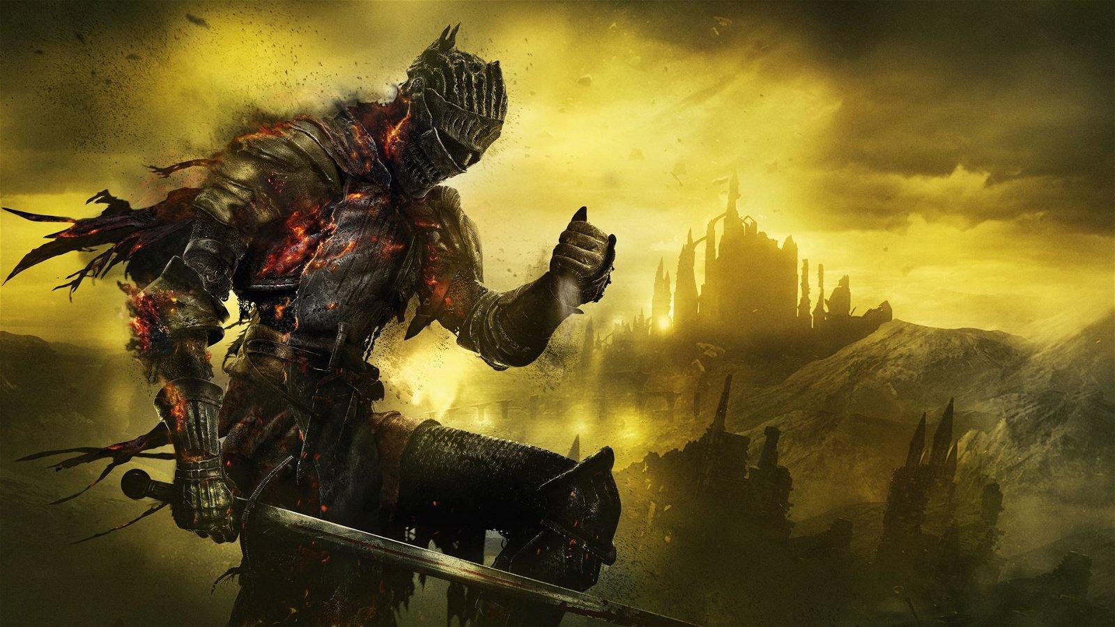 "Fans react to Dark Souls III ""Big News"" 2"