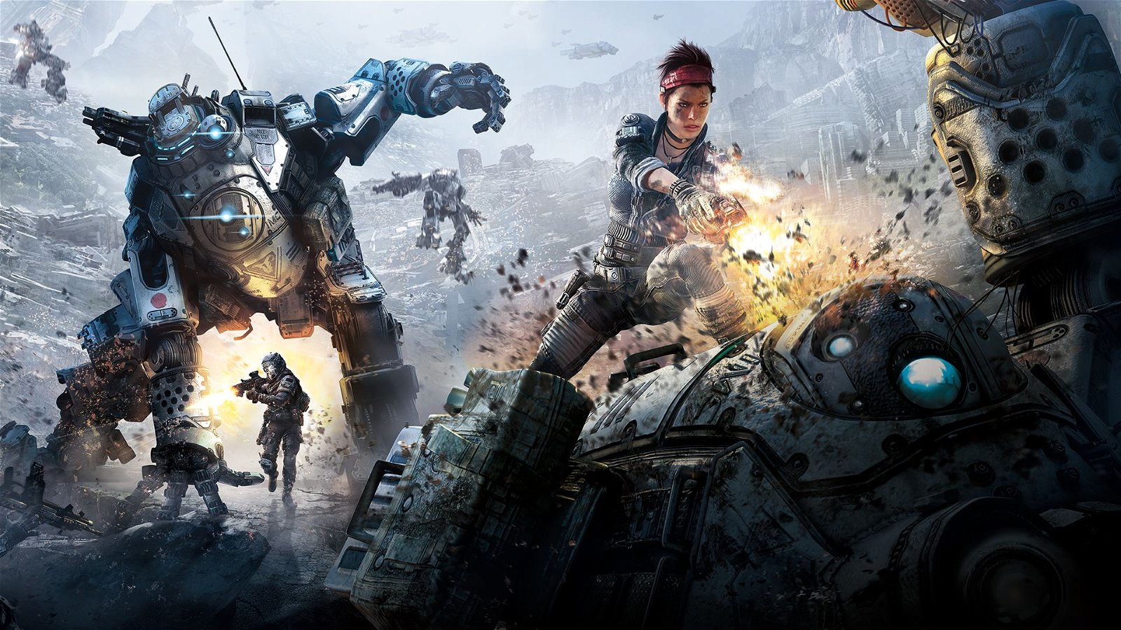 First Look at Titanfall 2