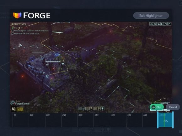 Forge-ing the Best way to Livestream