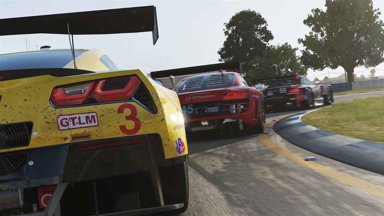 Forza Motorsport 6 Apex Open Beta Release Date