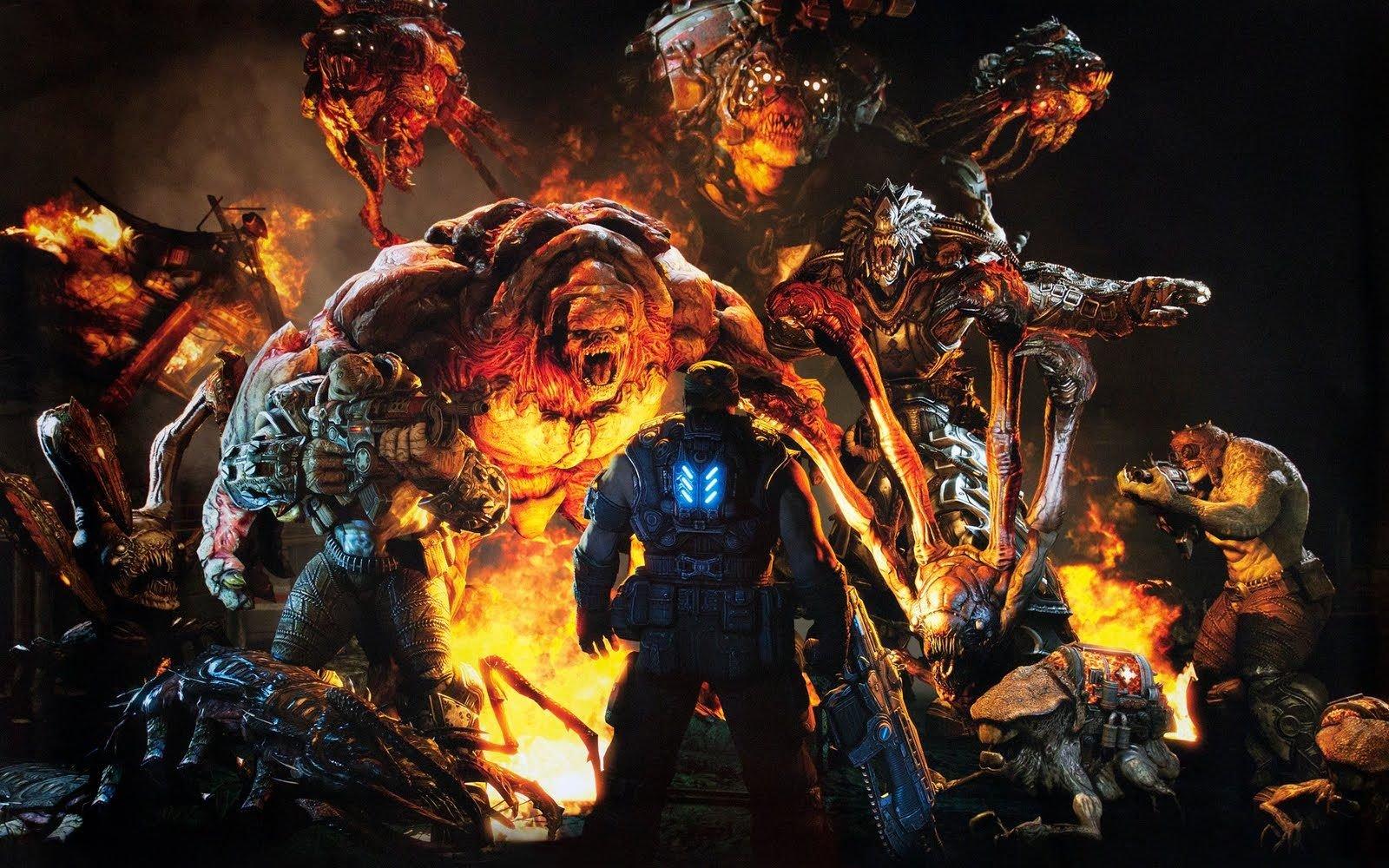 Gears Of War 4 Gets A Release Date 1