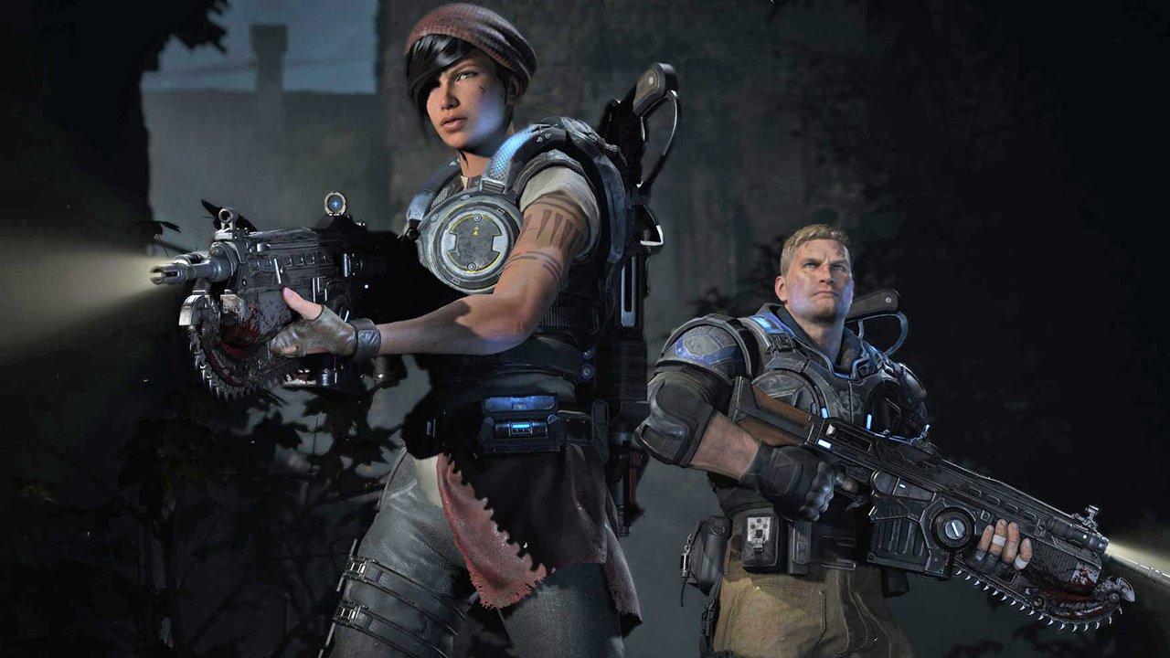 Gears of War 4 gets a Release Date 2