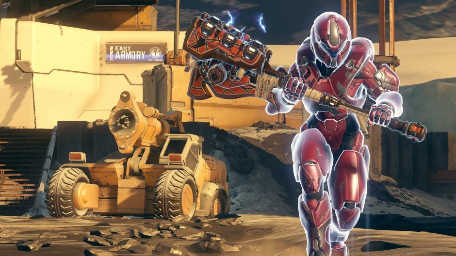 Halo 5: Guardians gets Ghosts of Meridian Next Week 1