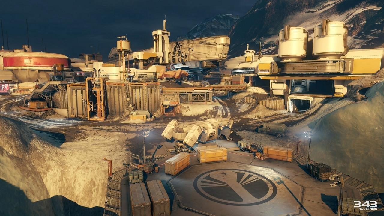Halo 5: Guardians Gets Ghosts Of Meridian Next Week 2