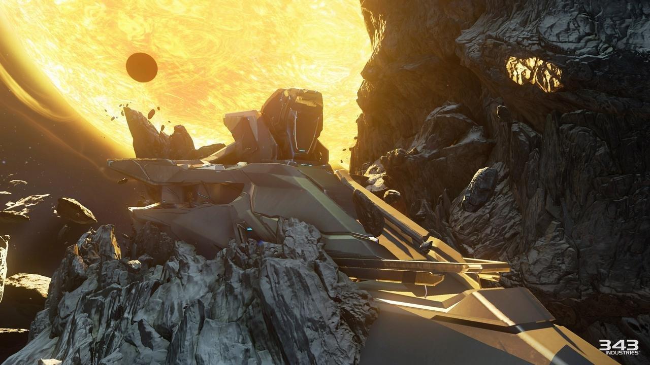Halo 5: Guardians Gets Ghosts Of Meridian Next Week