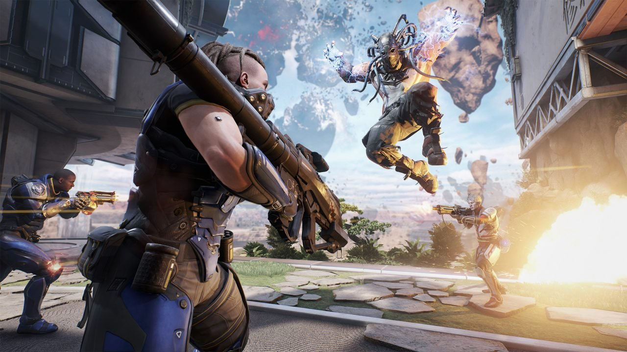 Lawbreakers Preview: The PC Shooter is Back 10