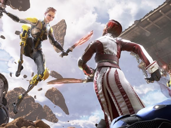 Lawbreakers Preview: The PC Shooter is Back 13